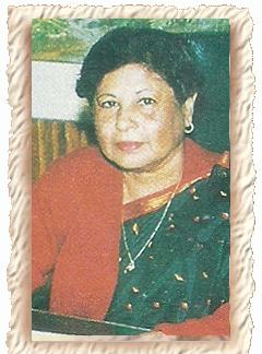 Mrs. P.C. David
