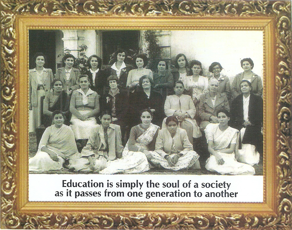 Education is simply the soul of a society as it passes from one generation to another