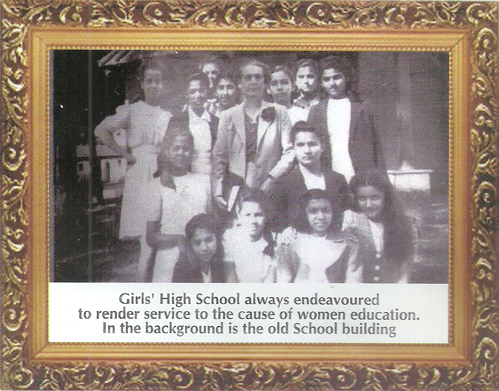GHS always endeavoured to render service to the cause of the women education.