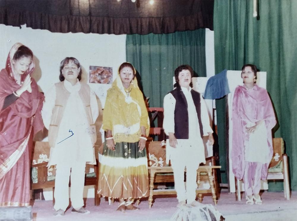Charity Show - January, 1989